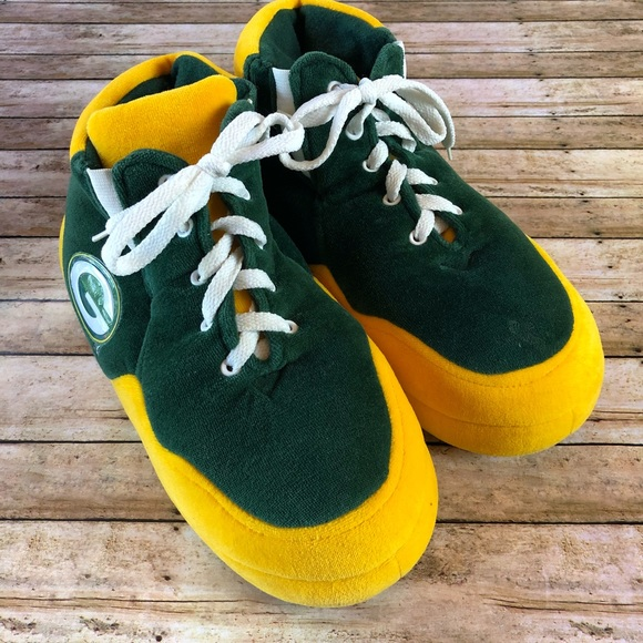 c4d39eea Green Bay Packers Slippers